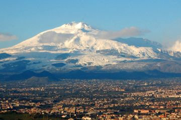 TREKKING SUI VULCANI DI SICILIA SITI UNESCO  VULCANO, STROMBOLI E ETNA